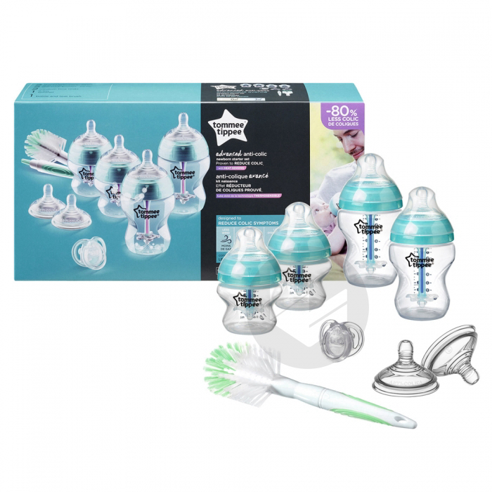 Starter kit naissance Anti-colique
