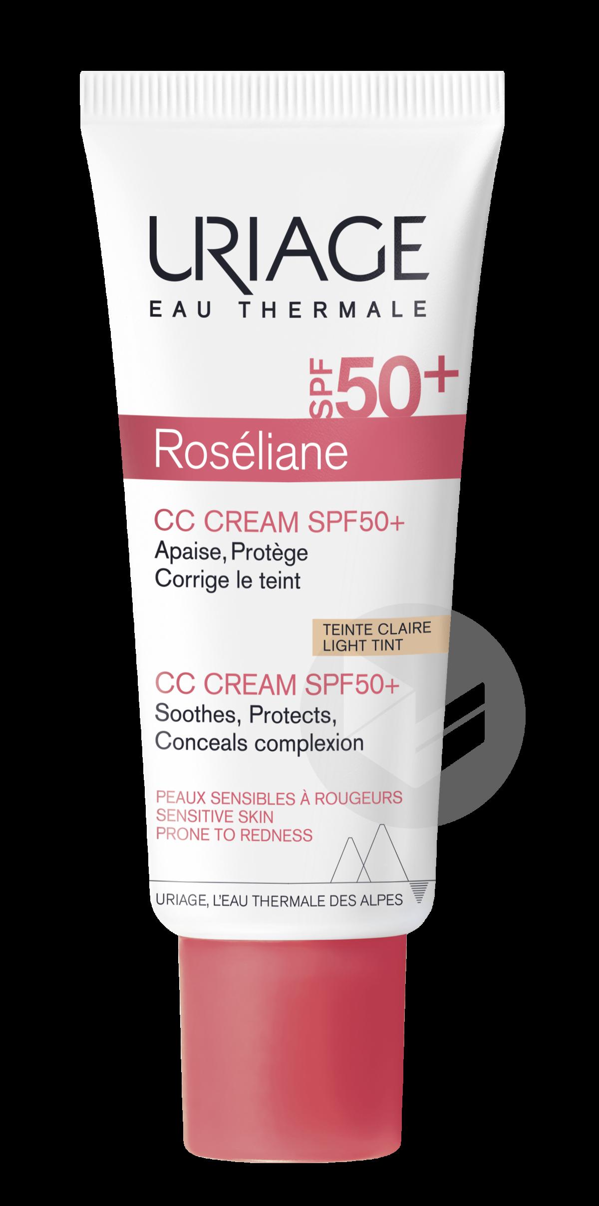 Cc Cream Spf 50 40 Ml