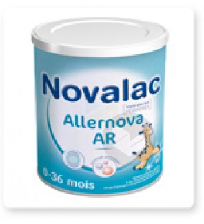 Allernova Ar Aliment Infant B 400 G