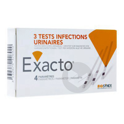 Test Infections Urinaires B 3