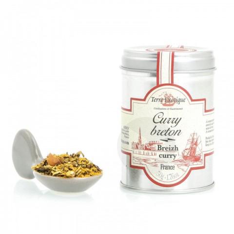 Curry breton 50g