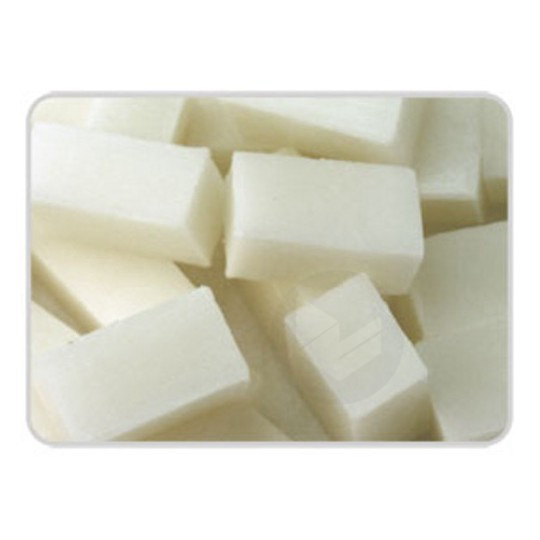 «Melt & Pour» blanc au beurre de karité 200g