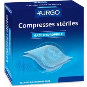 Compr Sterile 10 X 10 Cm 10 Sach 2