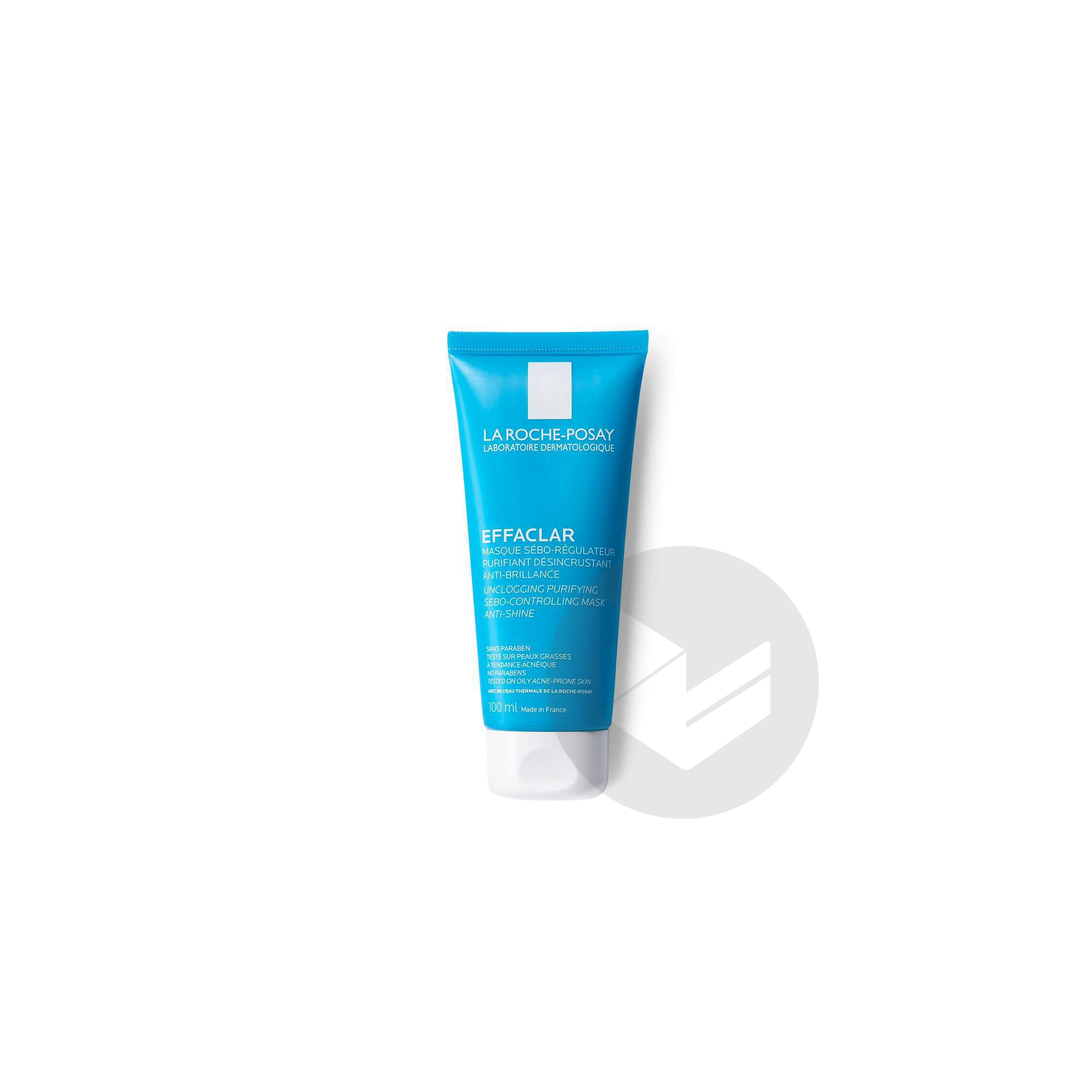 Effaclar Masque Sebo Regulateur Masque 100 Ml