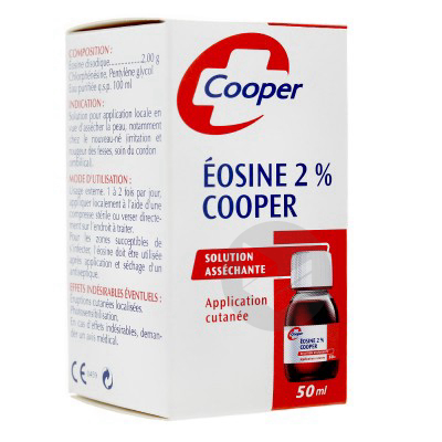 Eosine 2 S Appl Cut Fl 50 Ml
