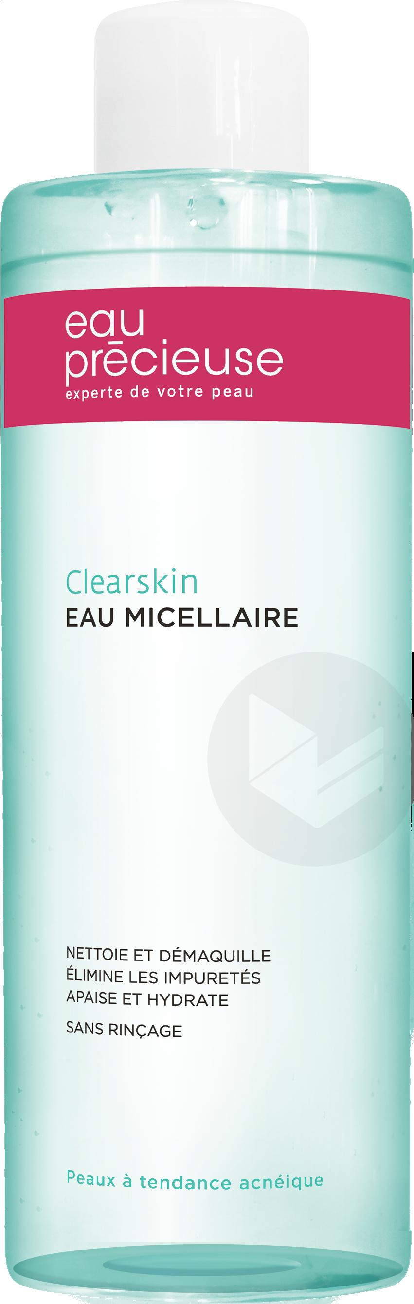 Clearskin Eau Micellaire 400 Ml