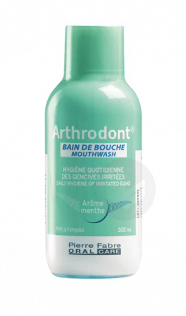 Arthrodont Bain De Bouche 300 Ml