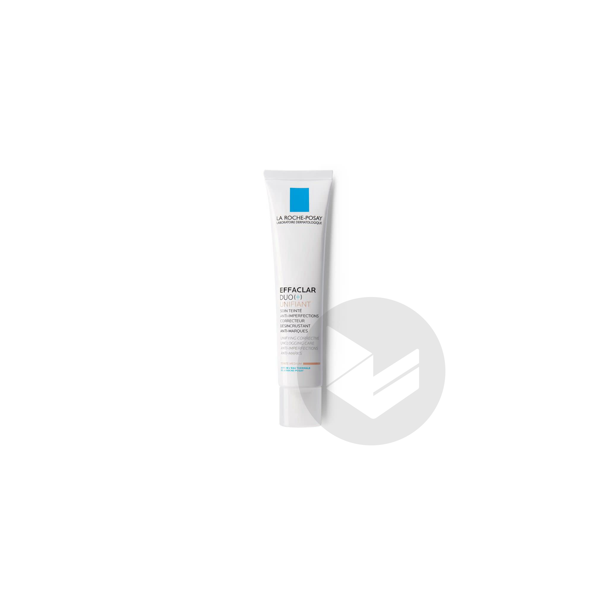 Effaclar Duo Soin Teinte Anti Imperfections Anti Marques Et Anti Recidive Teinte Medium 40 Ml Teinte Medium