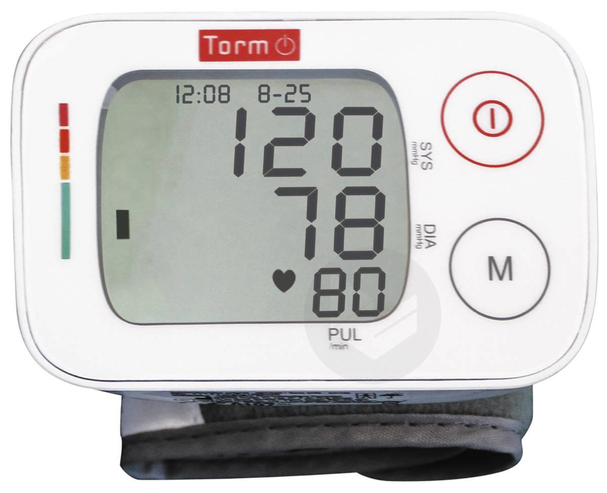 Torm Kd 7920 Autotensiometre Electronique Poignet