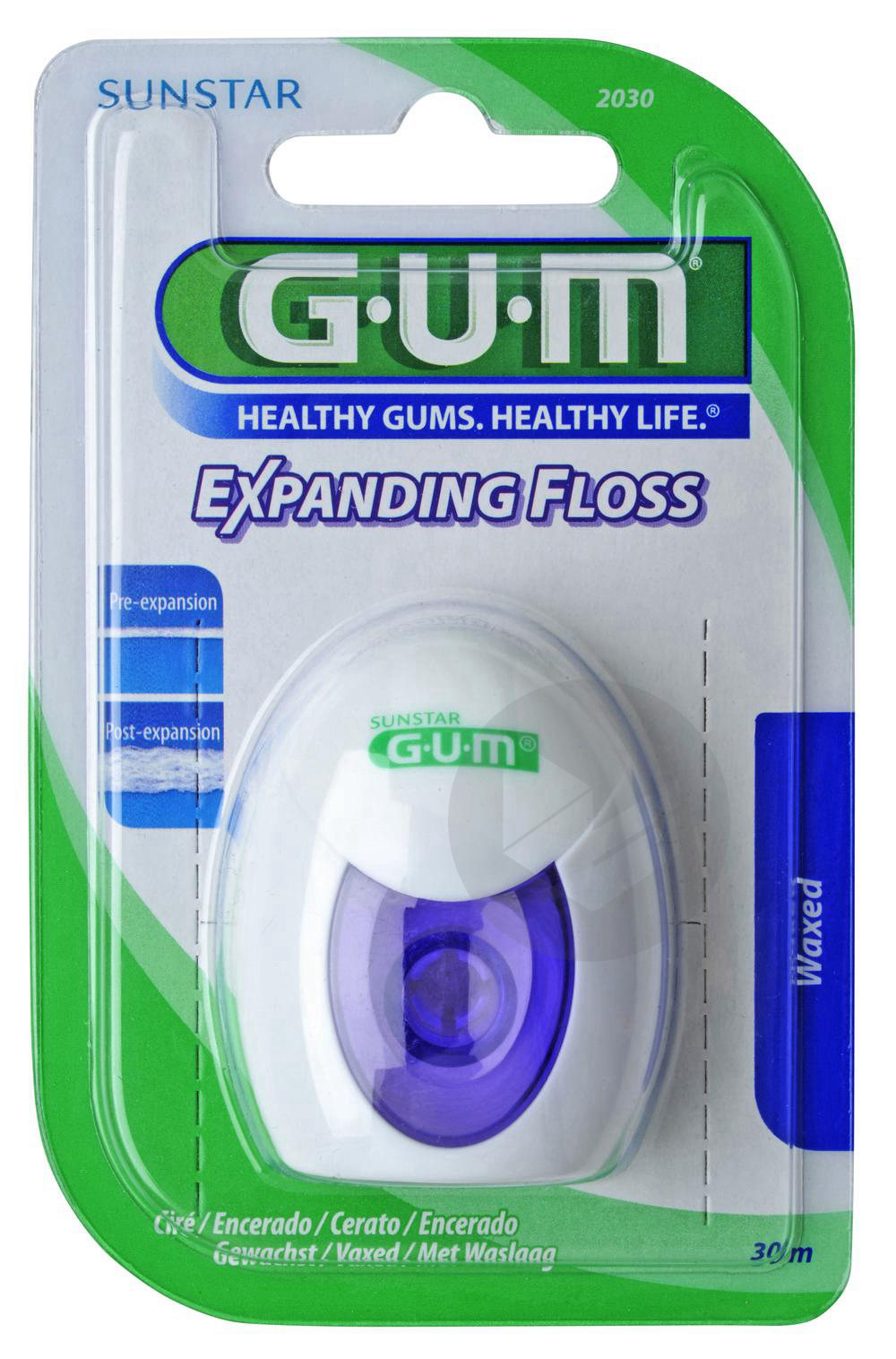 Fil Dentaire Expanding Floss 30 M