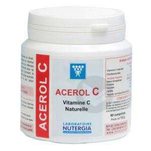 Acerol C Vitamine C Naturelle Cpr Pot 60