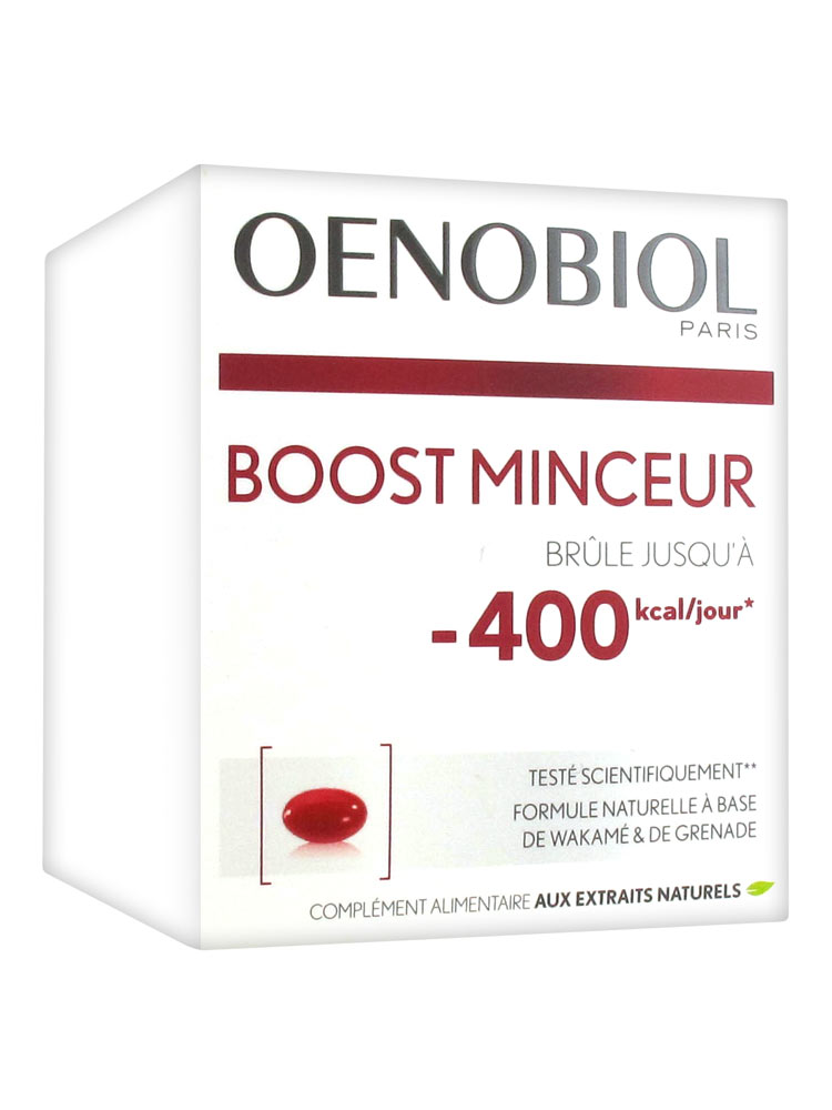 OENOBIOL BOOST MINCEUR Caps B/90