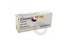 ETIOVEN 30 mg Comprimé (2 plaquettes de 15)
