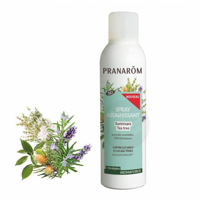 Aromafor Spray Assainissant Ravintsara 150ml