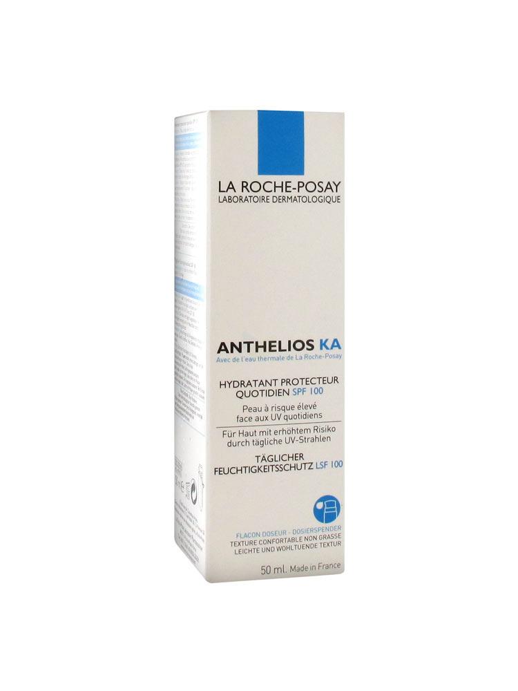 ANTHELIOS KA SPF50+ Emuls soin hydratant quotidien Fl doseur/50ml