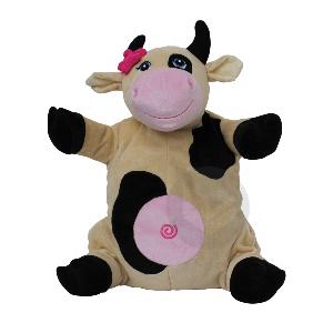Housse Bouillotte Enfant Vache