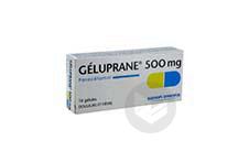 GELUPRANE 500 mg Gélules (Plaquette de 16)