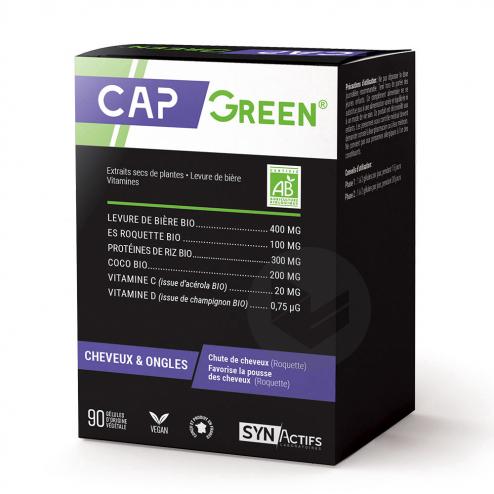 Synactifs Capgreen 90 Gelules
