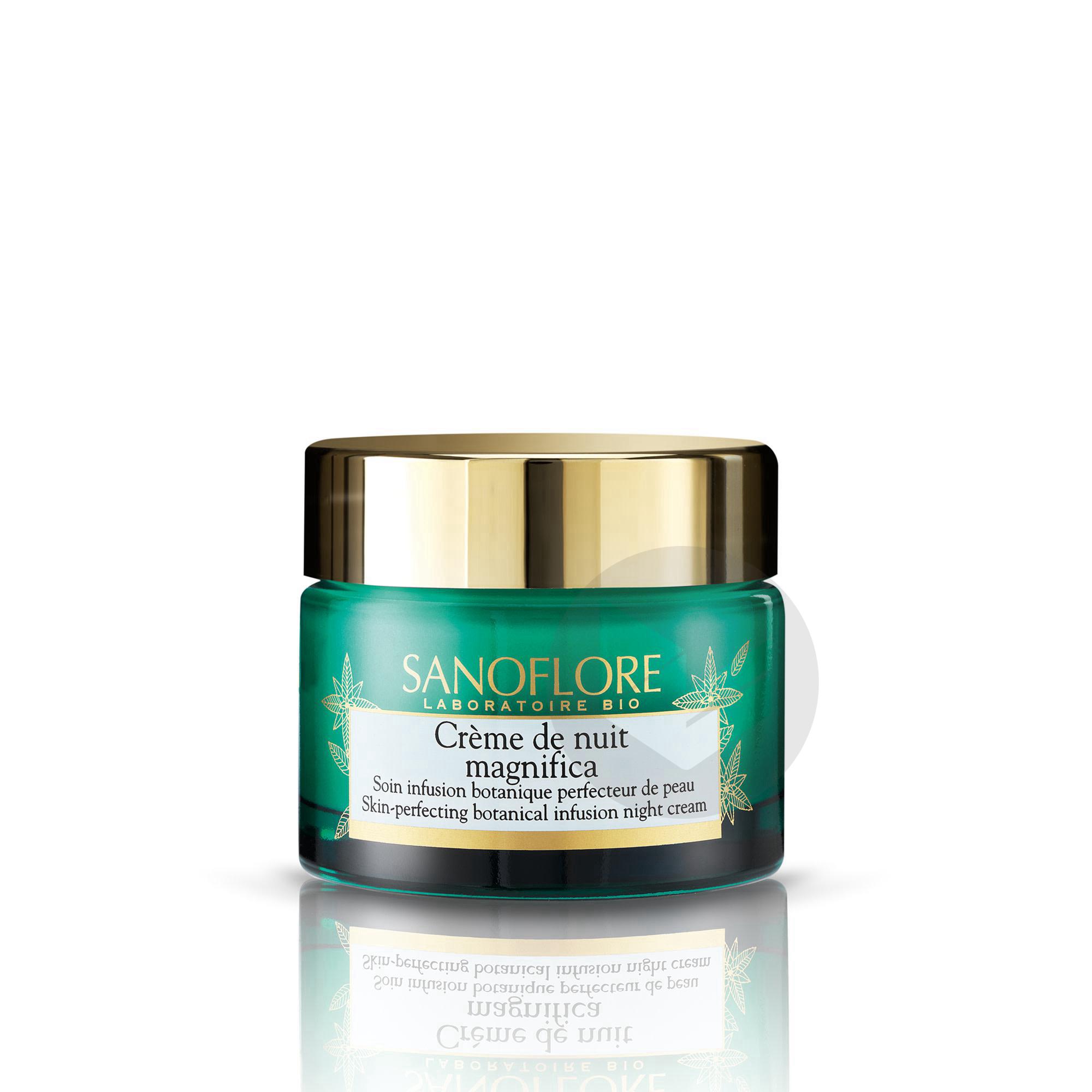 Magnifica Crème de nuit anti-imperfections 50 ml