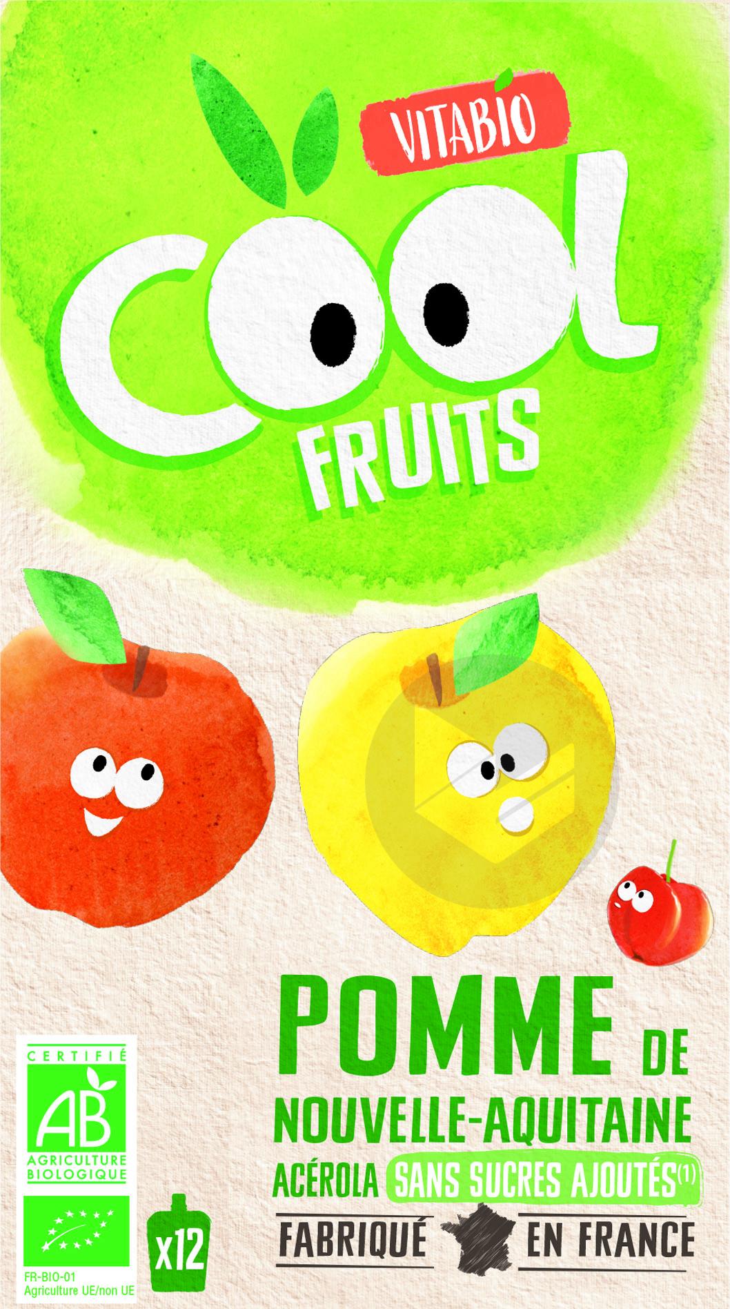 VITABIO Cool Fruits Pomme