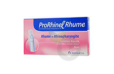 Solution Nas Rhume 20 Ampoules De 5 Ml