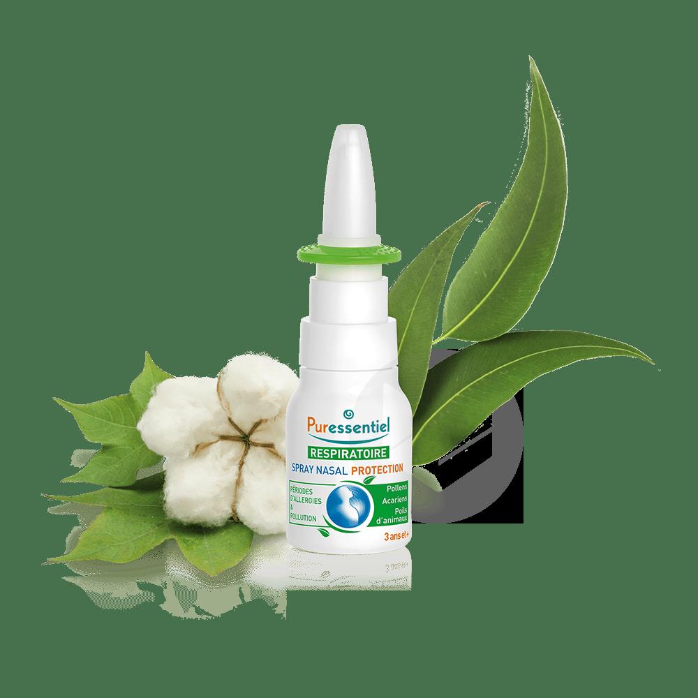 PURESSENTIEL RESPIRATOIRE Spray nasal protection allergies Fl/20ml