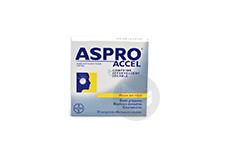 ASPRO CAFEINE 500 mg/50 mg Comprimé effervescent sécable (Boîte de 20)