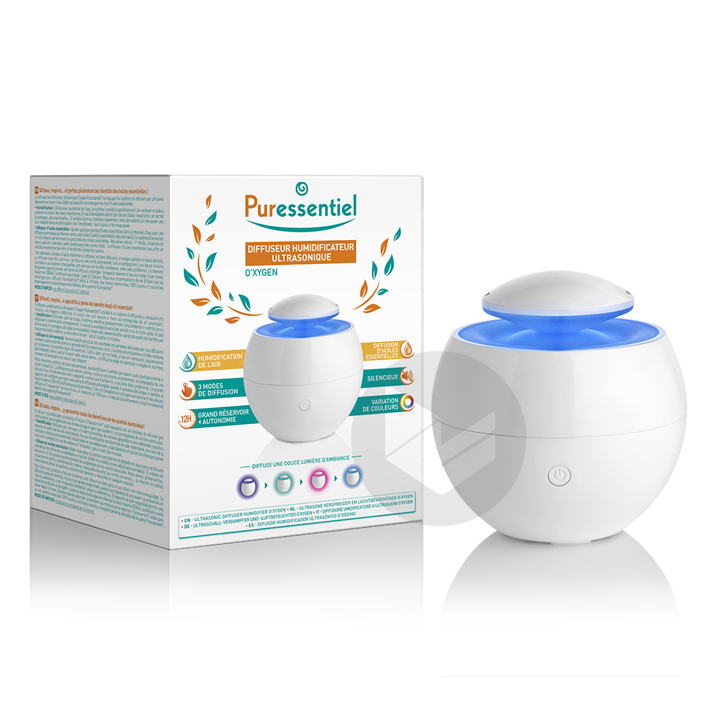 Diffuseur Humidificateur Oxygen