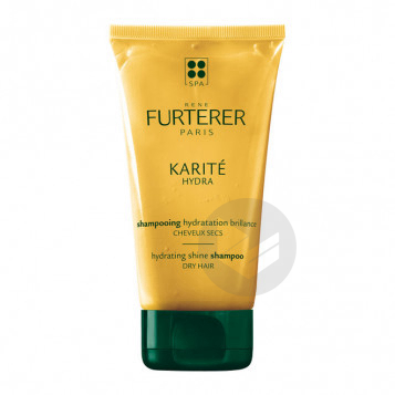 Rene Furterer Karite Hydra Shampooing Hydratation Brillance 150 Ml