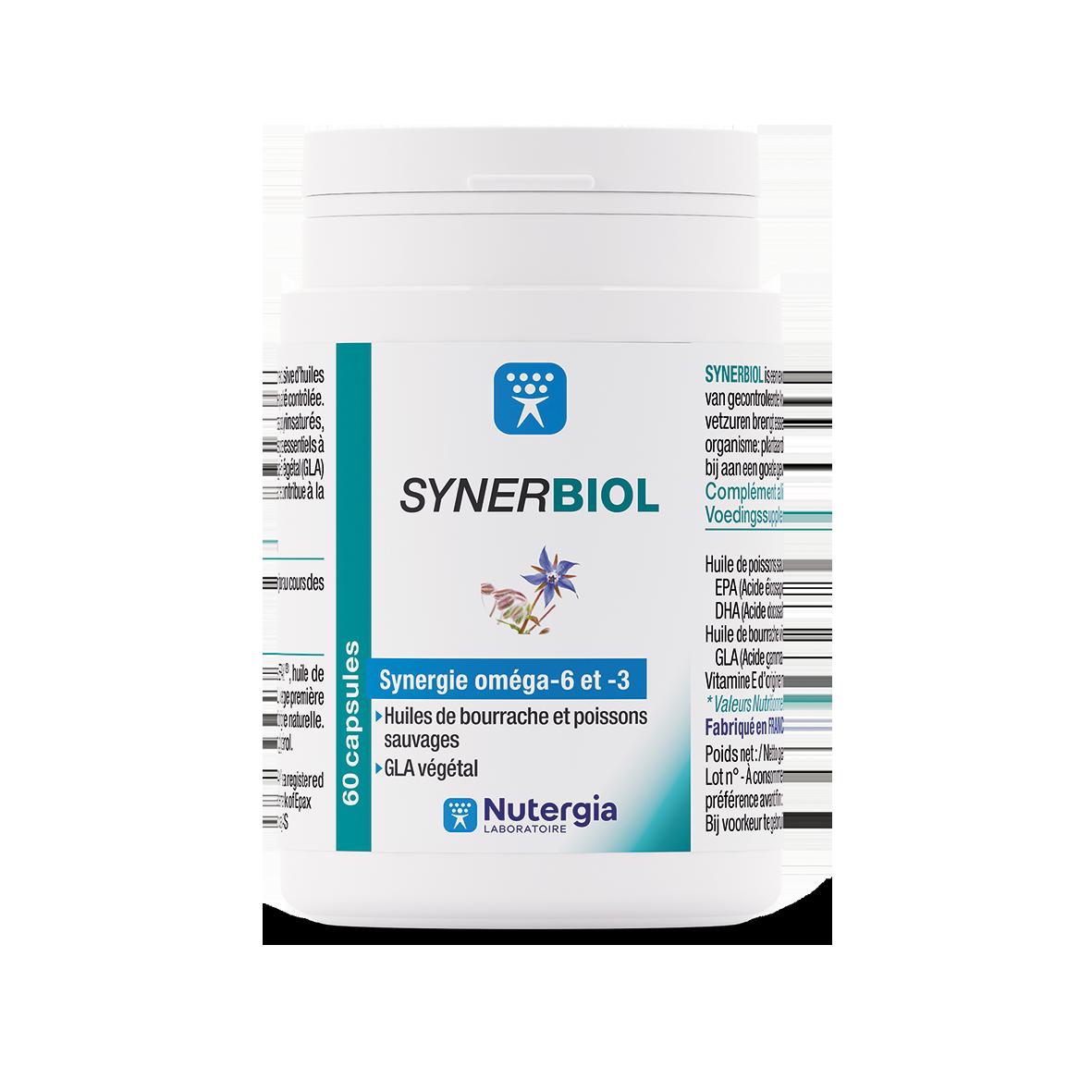 SYNERBIOL 60 capsules