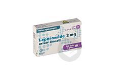 LOPERAMIDE ARROW CONSEIL 2 mg Gélules (Plaquette de 12)