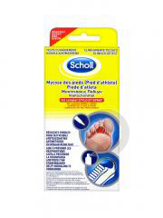 SCHOLL Kit complet mycoses Stylo+Spray