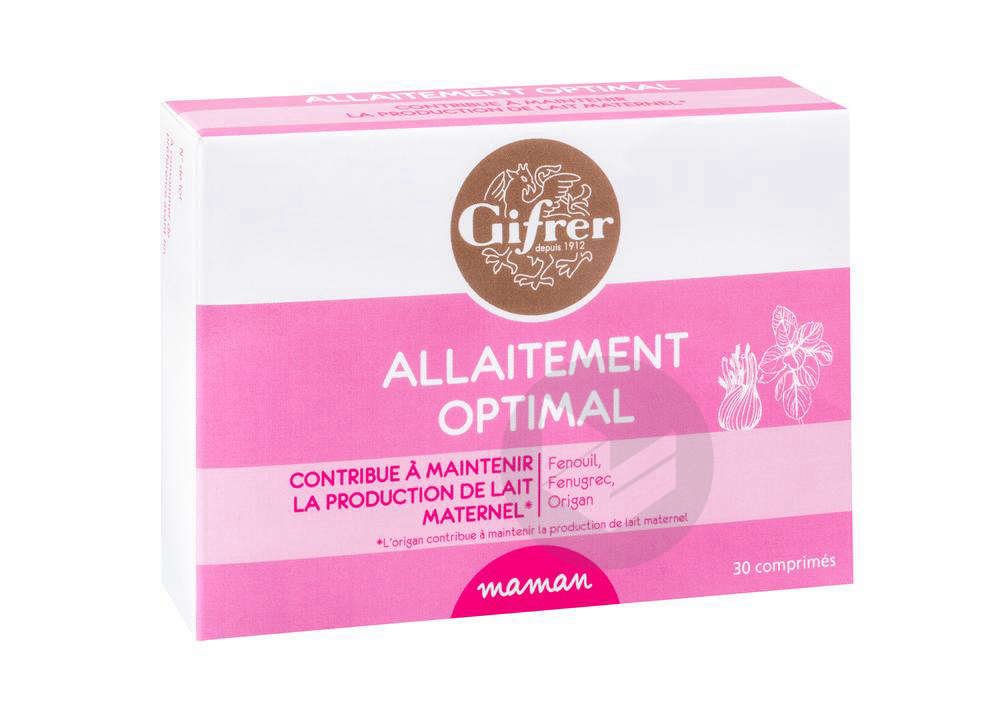 Complement Allaitement Optimal