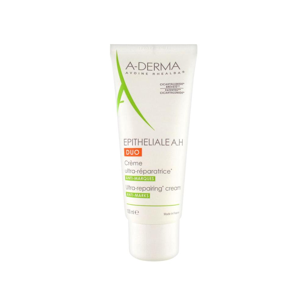 ADERMA EPITHELIALE AH DUO Cr ultra réparatrice anti-marques T pompe/100ml