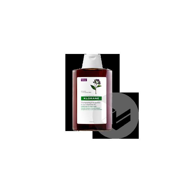 KLORANE CAPILLAIRE Shampooing Quinine Vit B6 Fl/25ml