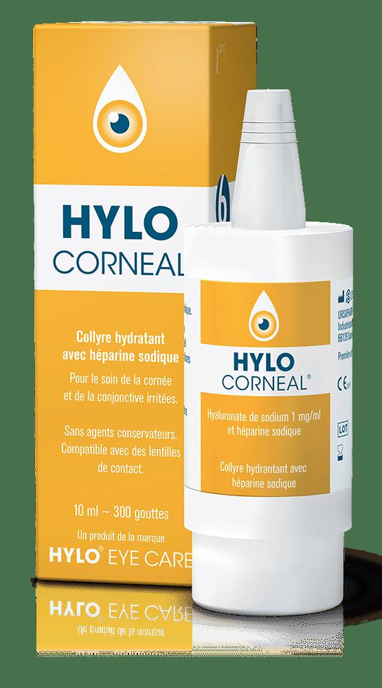 Hylo Corneal Collyre Hydratant 10 Ml