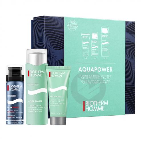 Biotherm Coffret Aquapower Homme