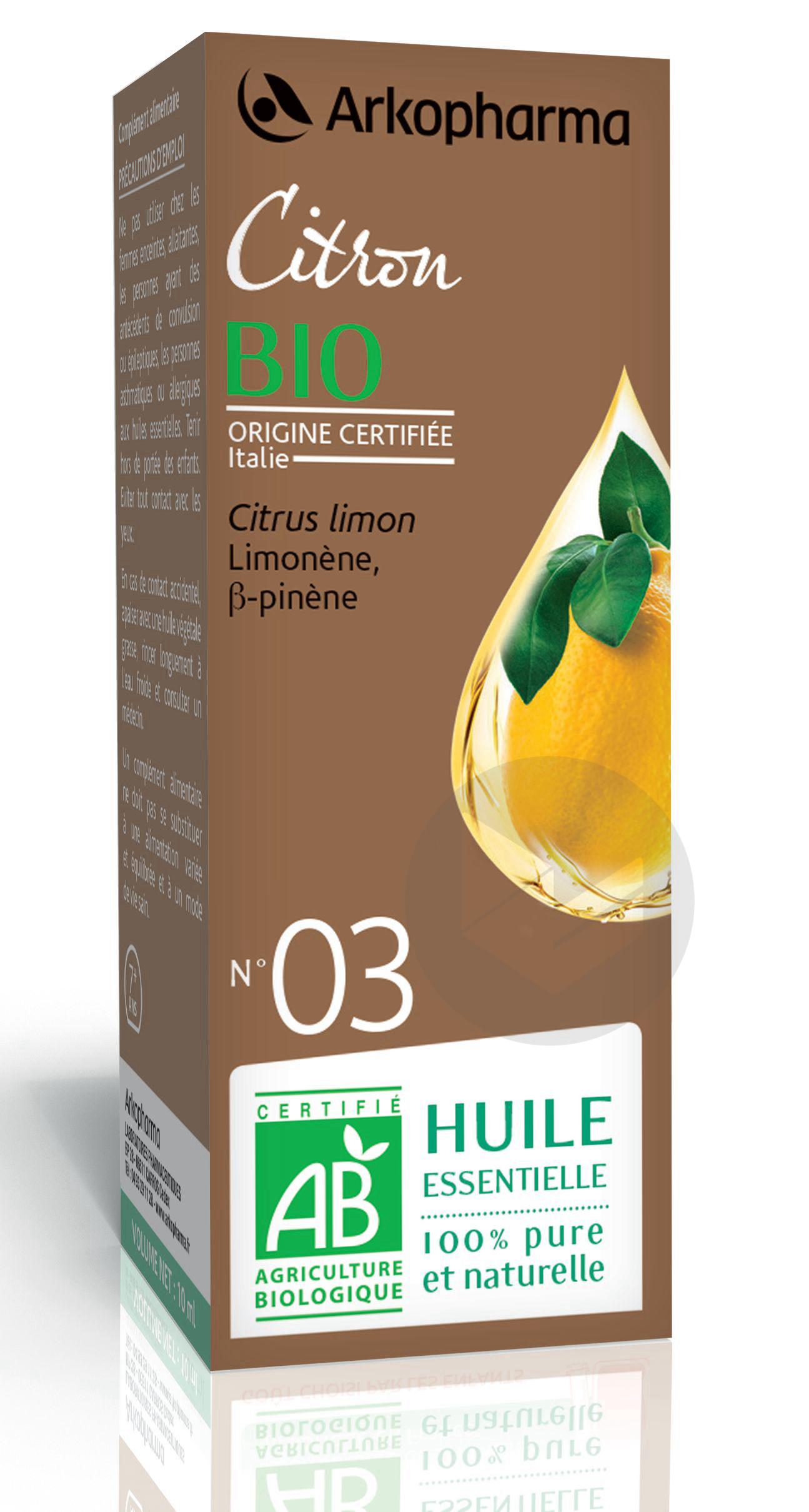 N 3 Citron