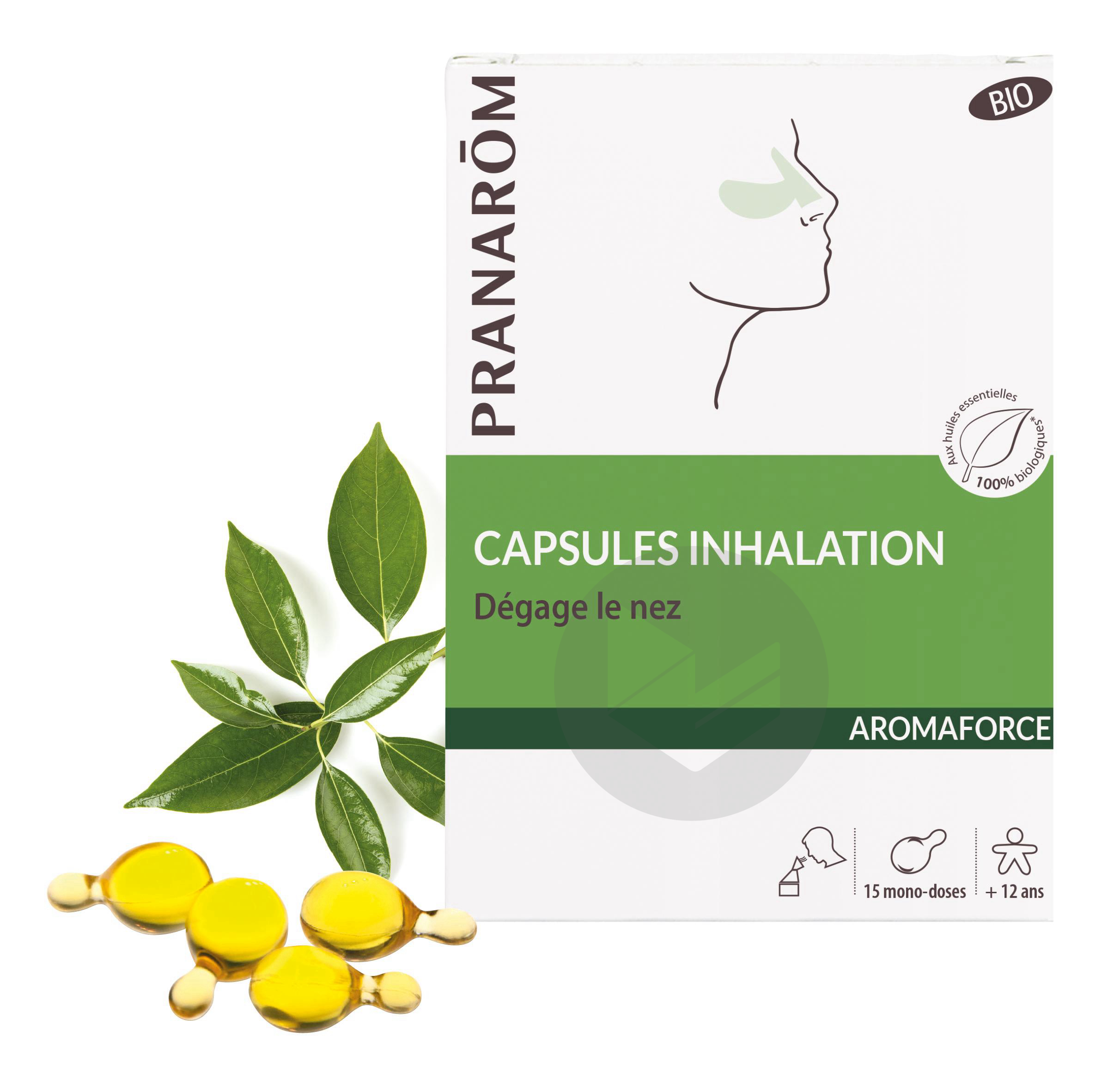 Capsules Inhalation