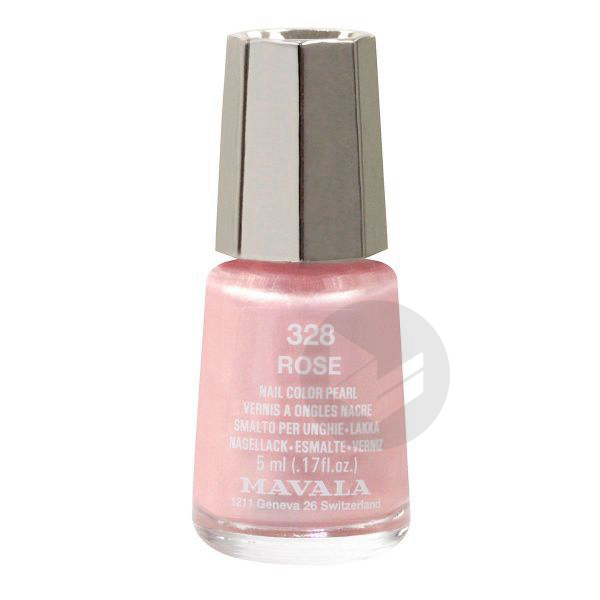 V Ongles Rose Mini Fl 5 Ml