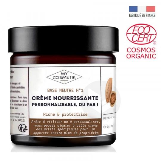 Base neutre N°1 Crème nourrissante 100ml