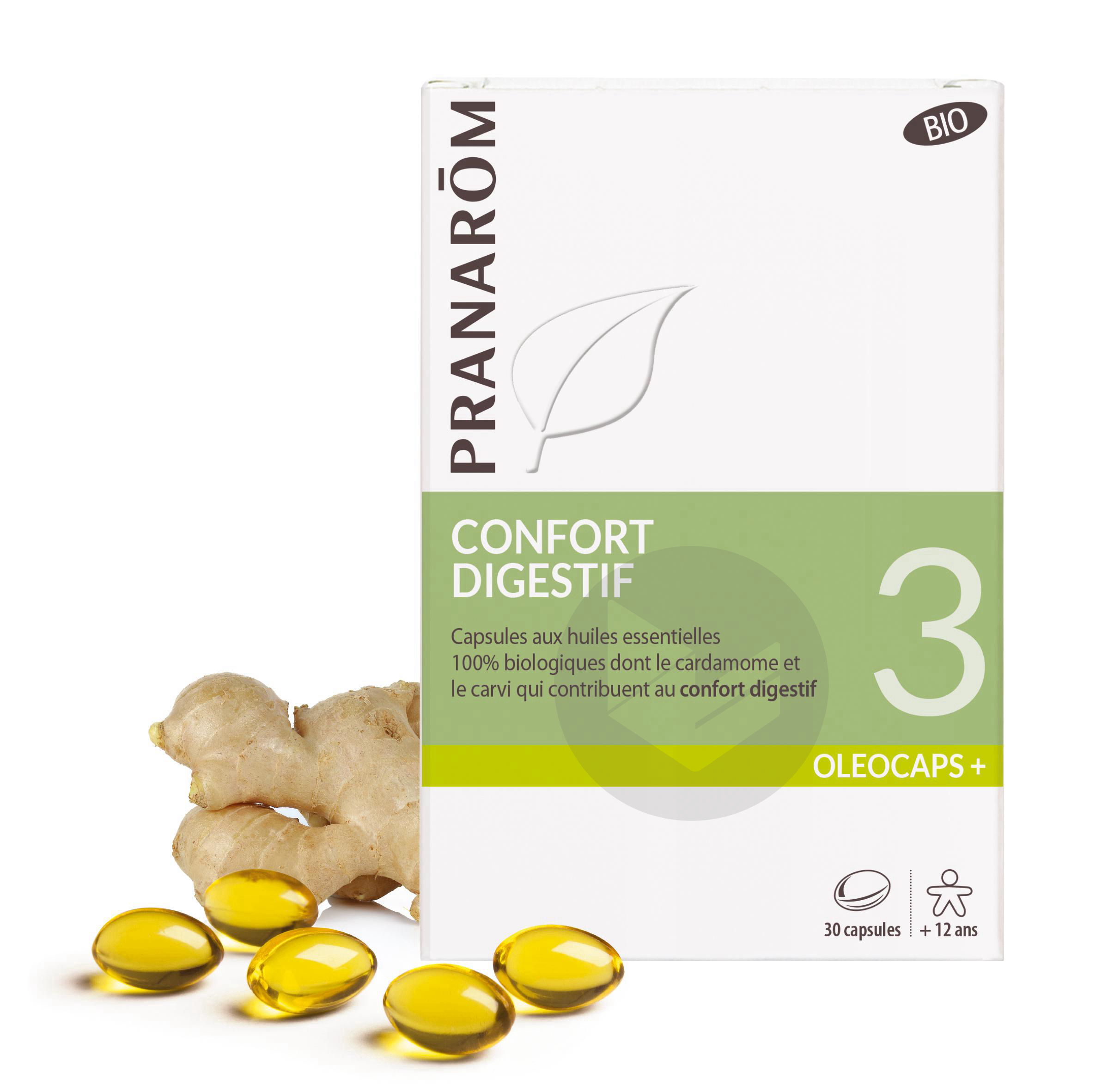 3 - Confort digestif