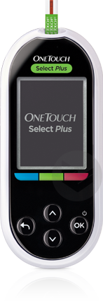 One Touch Select Plus Set Complet Autosurveillance Glycemie