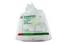 Cotopads Coton Demaq Rectangle Sach 200