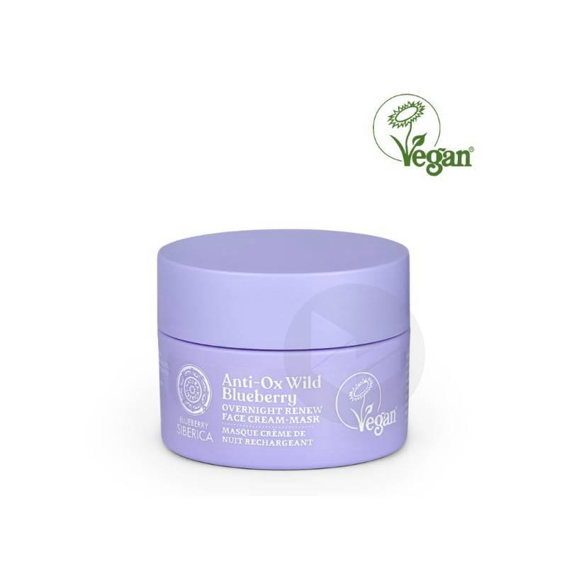 Masque Crème de Nuit Rechargeant 50 ml