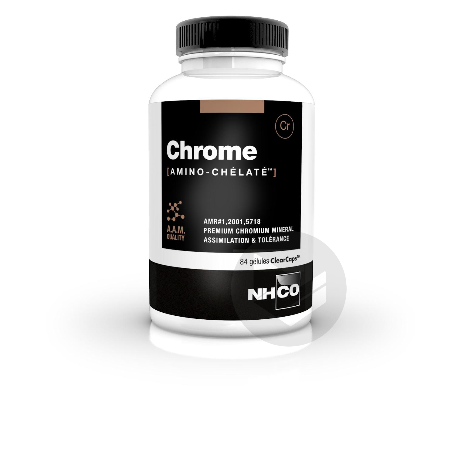 Chrome Amino-chélaté 84 gélules