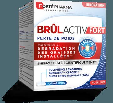 Brulactiv Fort 60 Gelules