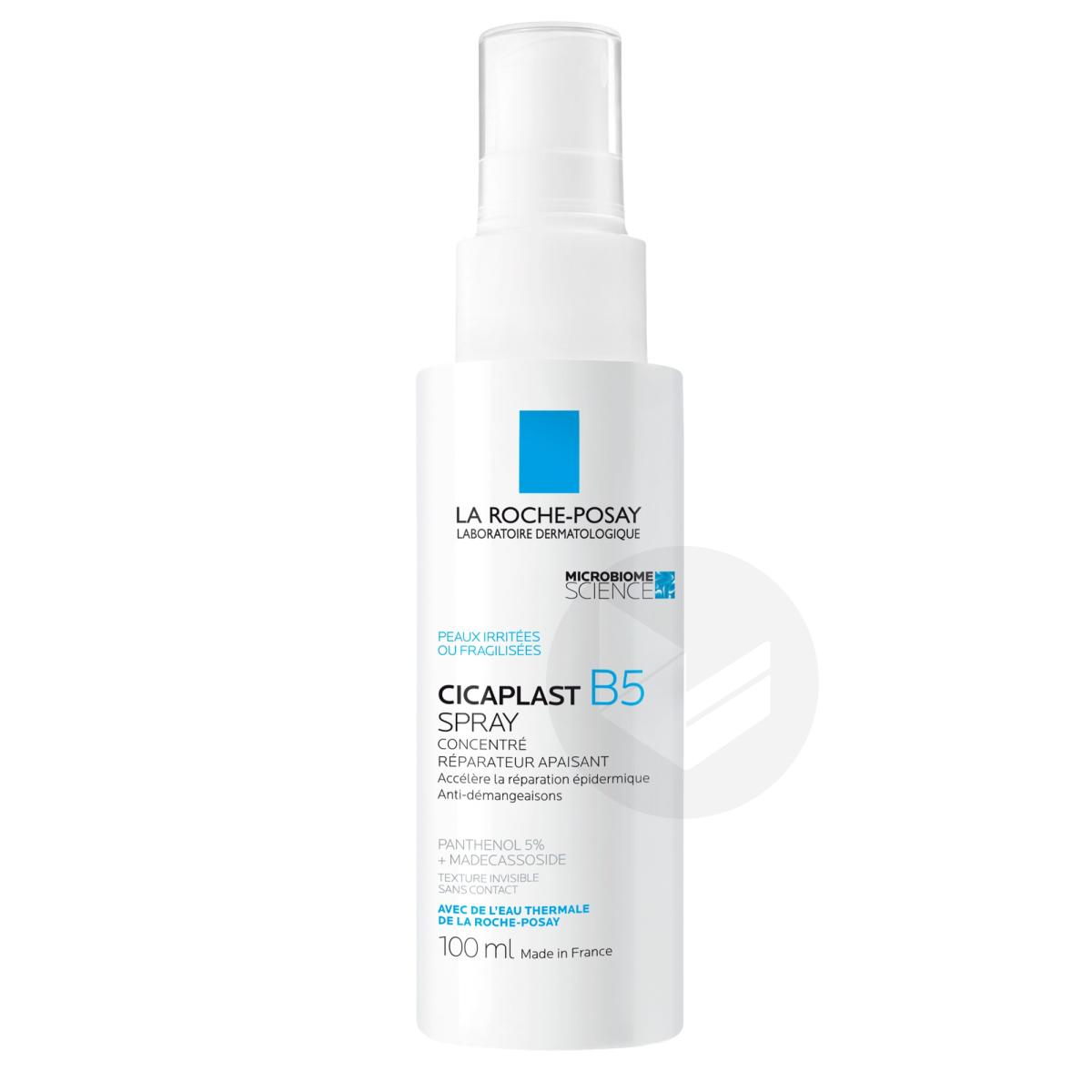 Spray B5 réparateur apaisant anti-démangeaisons 100ml