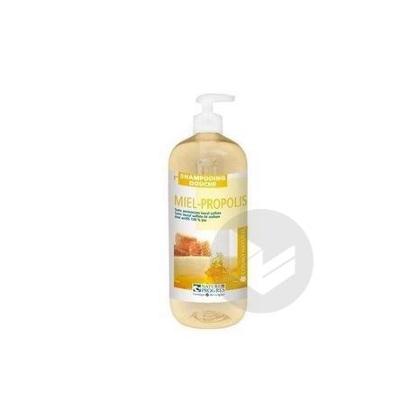 GRAVIER Shampooing douche miel Fl pompe/1l