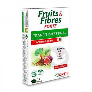 Fruits Fibres Forte 12 Comprimes